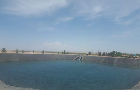 Agricultural Pool in Marvast